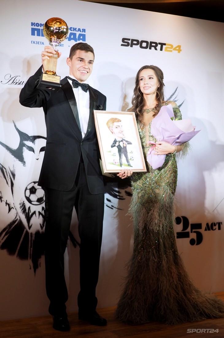 Роман Зобнин с женой Раминой