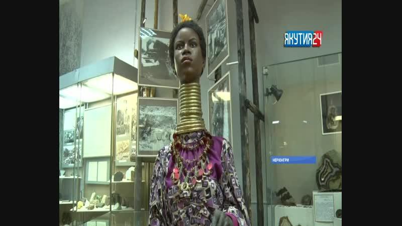Петербургская выставка восковых фигур остановилась в Нерюнгри