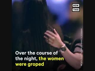 Pesquisa sobre cultura do estupro três mulheres usando