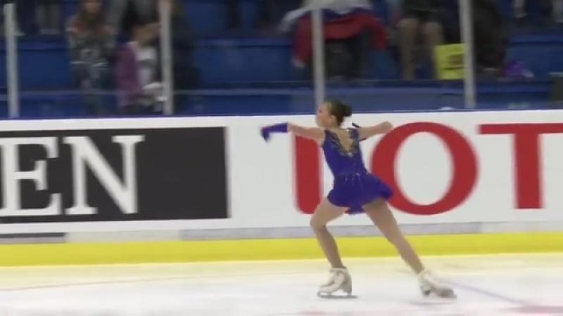 Анастасия Тараканова 2018 г