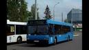Автобус Минска МАЗ 103 гос № АЕ 3770 7 марш 271 13 05 2018