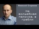 Николай Стариков Не волшебная палочка а грабли
