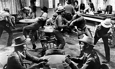 если бы вторая мировая война была бы дракой в баре германия, италия и япония сидят в баре. германия вдруг встает и начинает хрустеть суставами и разминаться. германия: а что за дверью