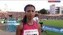 2018 06 07 400m IAAF Diamond League Oslo