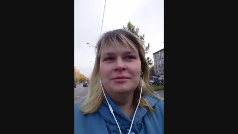 Аня Барсукова Live