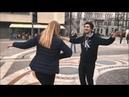 Девушка Из Венгрии Танцует С Азербайджанцем В Будапеште 2019 Чеченская Лезгинка ALISHKA