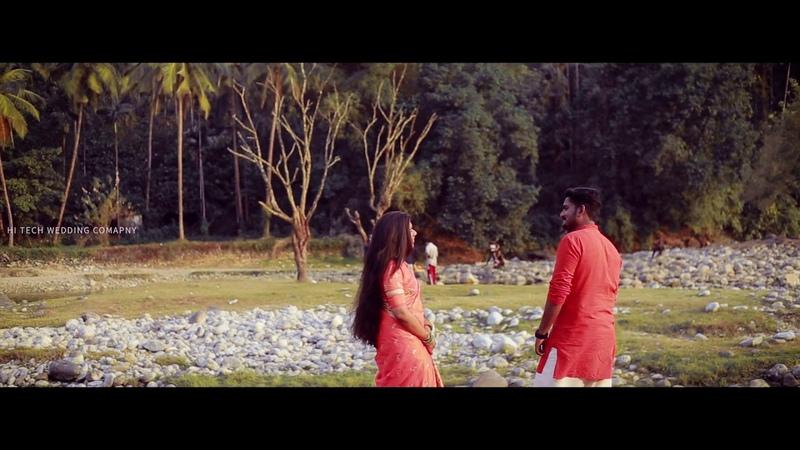New Kerala Hindu wedding promo hitech wedding company vaishna sayooj