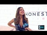 HD Джессика рассказывает от новых памперсах Honest - E! Live from the Red Carpet (30 сентября 2018)