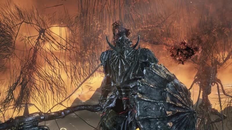 Dragonslayer Armour Alternative Unused Version by Yuka Kitamura Dark Souls 3 OST Cut content