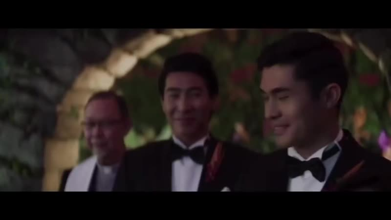 Crazy Rich Asians - Wedding Scene HD (Can't Help Falling in Love by Kina Grannis).mp4