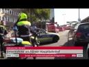 Mädchen angezündet - Polizei beendet Geiselnahme in Köln!