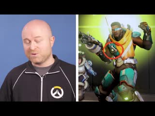 Building Baptiste: How An Overwatch Hero Is Made