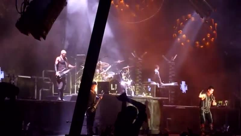 Rammstein - Wiener Blut [Live At Berlin, Germany 2010]