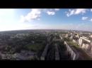 Зеленый центральный район Тольятти конец июля 2015