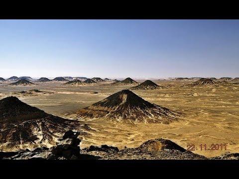 Чёрная пустыня и Траванты.