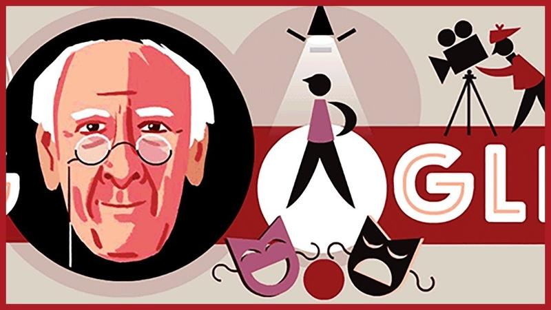 Konstantin Stanislavski Google Doodle Константин Станиславский Κονσταντίν Στανισλάφσκι