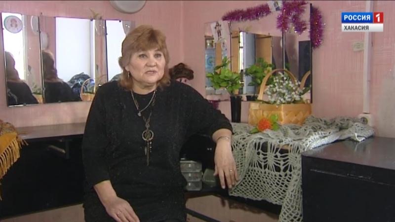 Юбиляр Клавдия Топоева
