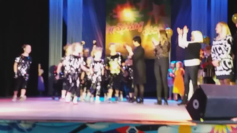 Ми виграли Гран Прі Ура❤😃м.Харків (велика сім'я Зінаїди Бондар ) танець Happy .