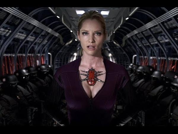 Сцена после титров Обитель зла 4 (2010) Full HD 1080p