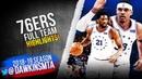 Philadelphia 76ers Full Team Highlights 2019.02.10 vs Lakers - 143 Pts, 37 For Embiid! FreeDawkins
