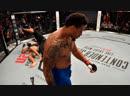 UFC Brooklyn o @greghardyjr