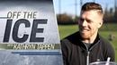 San Jose Sharks' Joe Pavelski shows off his golf skills | 'Off the Ice' with KT | NHL on NBC