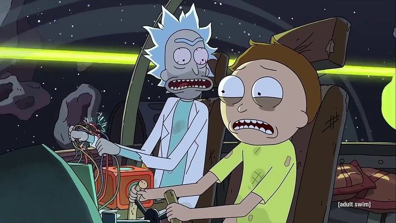 Rick and Morty | Season 3 Episode 6 | Rest and Ricklaxation | S03E6 | Part 1