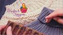 Как красиво закрыть петли иглой Вязание спицами