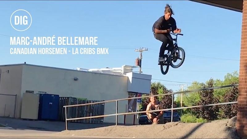 Marc André Bellemare Canadian Horseman La Cribs BMX insidebmx