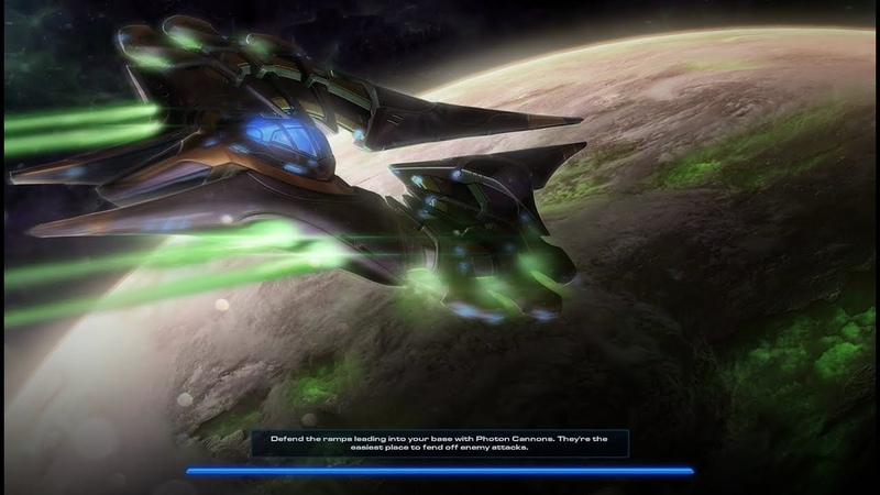 StarCraft 2: Legacy of The Void - Ghosts in The Fog (Level 2)