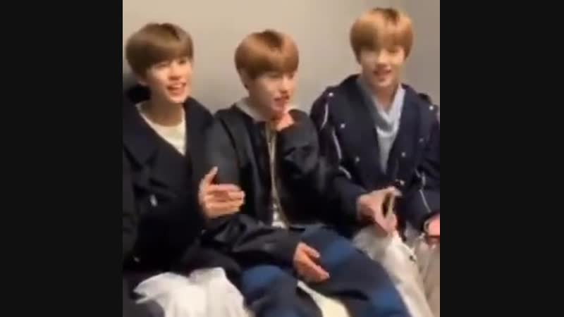 They were debating if they should say santiago or chile and so they went with chile but then renjun said santiago instead to mes