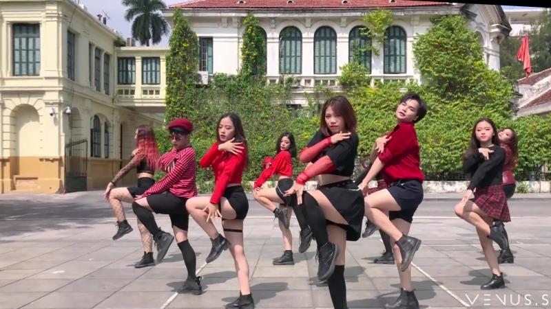 [KPOP IN PUBLIC CHALLENGE] WJSN (우주소녀) - Save Me, Save You (부탁해) - DANCE COVER