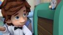 Фиксики - Степлер Познавательные образовательные мультики для детей, школьников