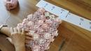 Çocuklar için Motifli yelek yapımı 2 Bölüm Flowered Vest For Girls Part 2