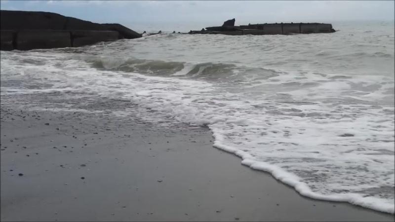 Абхазия, г. Новый Афон, Черное море