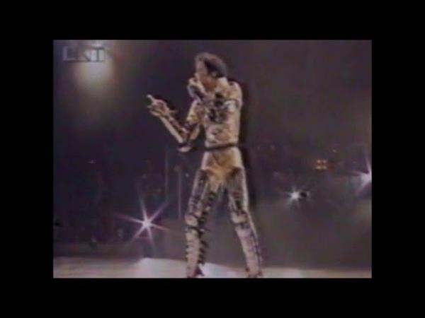 Michael Jackson - HIStory Tour Tallinn, Estonia August 22, 1997 - News Report