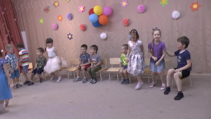 Затейники детский сад Успешинка ЛЕТО