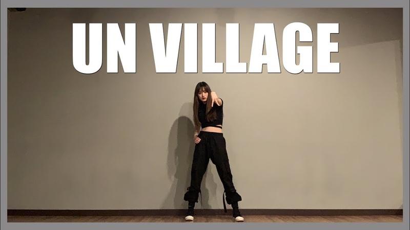 동빠] 백현(BAEKHYUN) - UN Village(유엔빌리지) 댄스 커버 / DANCE COVER / 거울모드 / MIRROR