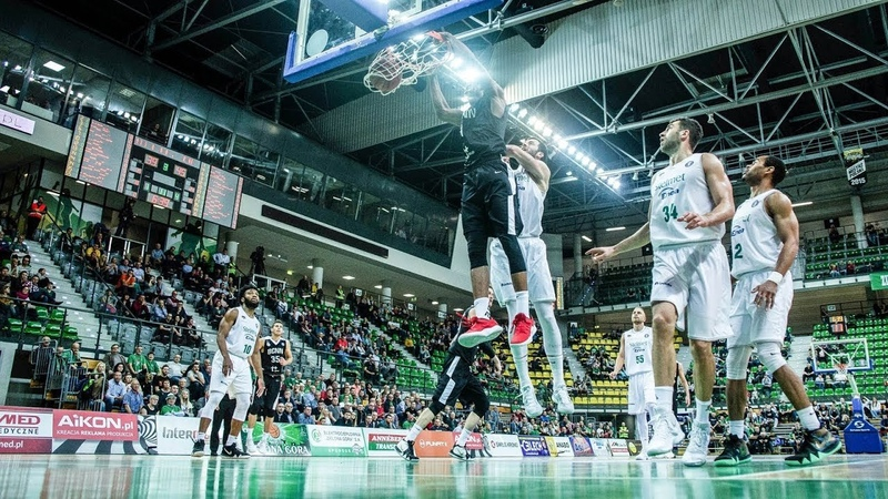 VTBUnitedLeague • Stelmet Zielona Gora vs Nizhny Novgorod Highlights Nov 3, 2018