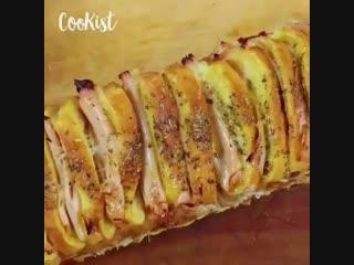 Горячие бутерброды, запечённые в фольге - Личный повар