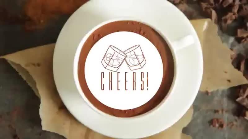 Горячий шоколад с перцем чили по итальянскому рецепту