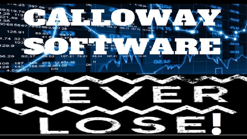 Calloway Software Profitable Trading Session Winning Streak Continues! Live Trading