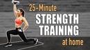 Joanna Soh - Strength Training at Home for Women to Lose Weight | Силовая тренировка с гантелями (для похудения и тонуса мышц)