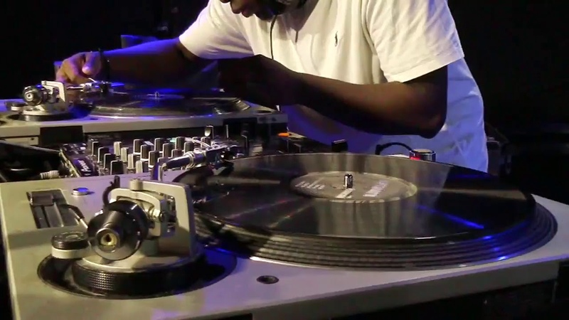Beatminerz Radio All Vinyl Mix Master Weekend