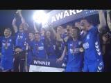 Rangers FC, Alkass International Cup 2019 Champions.