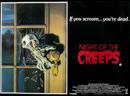 EL TERROR LLAMA A SU PUERTA NIGHT OF THE CREEPS 1986 ESP CAST