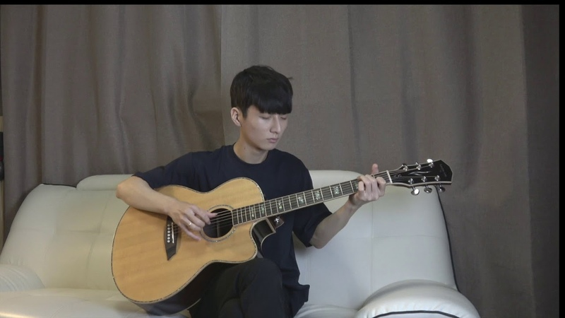 Ed Sheeran Happier Sungha Jung