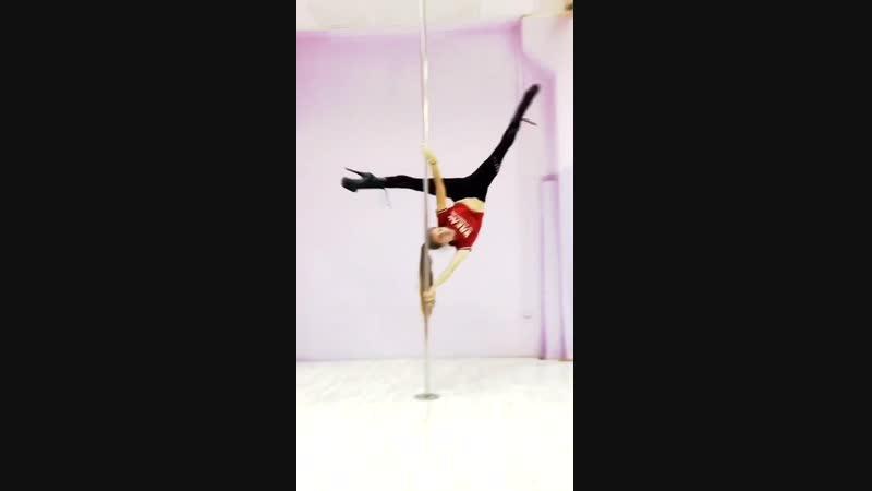 Pole dance studio🍓 Ассоль 🍓 Присоединяйся 👣👣👣👣