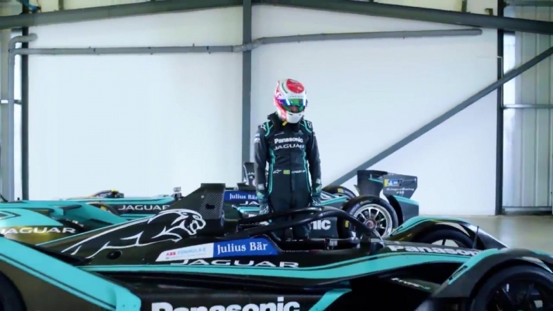 Welcome to the next chapter of Jaguar Racings journey. The Jaguar ITYPE 3 and the Jaguar I