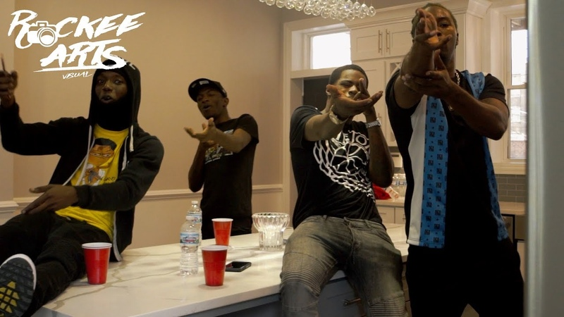 "Bigg Bangg x FBG Dutchie - "" Rich Nigga ( Official Video ) Dir x @Rickee_Arts"